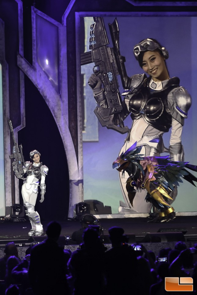 BlizzCon 2014 Cosplay