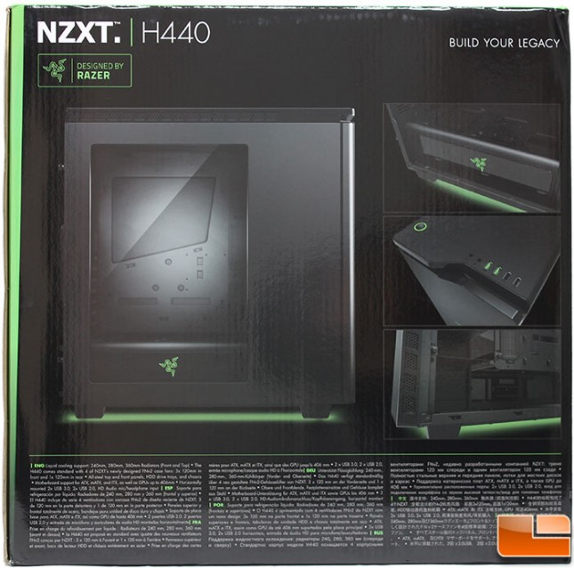 NZXT-H440-Razer-Packaging-Back