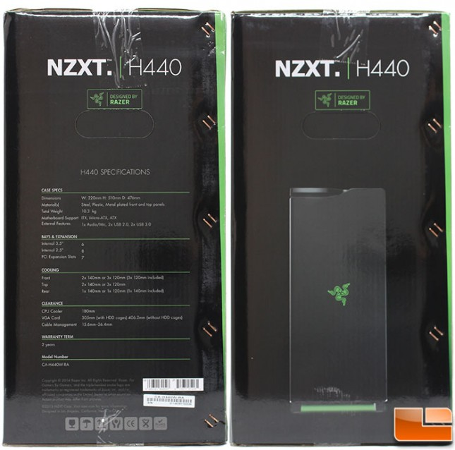 NZXT-H440-Razer-Packaging-Sides