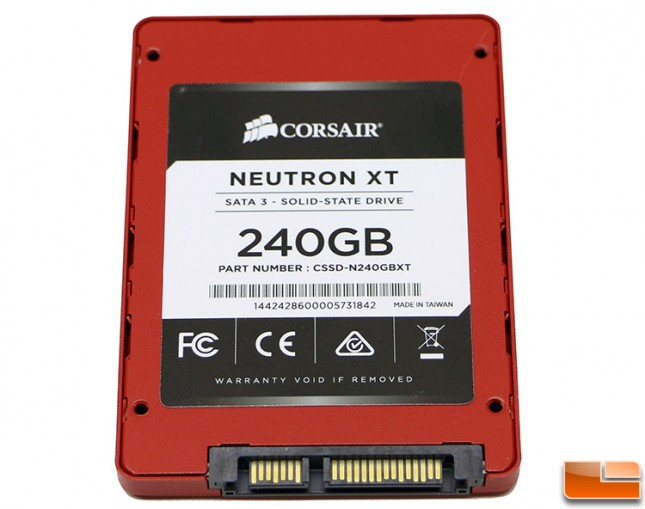Corsair Neutron XT 240GB SSD