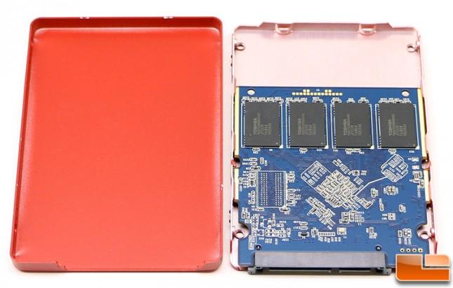 Corsair Neutron XT SSD Inside