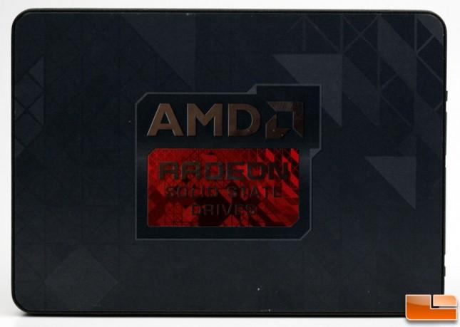 AMD Radeon R7 Front