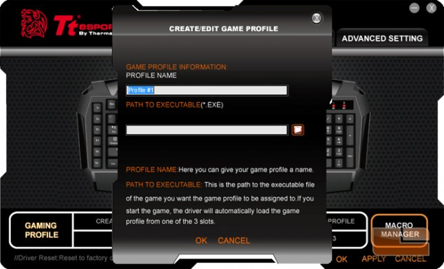 Tt eSPORTS Challenger Prime Software