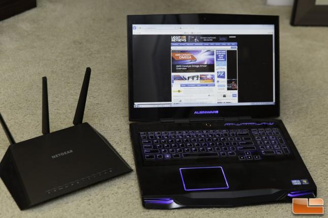 Alienware Netgear R7000