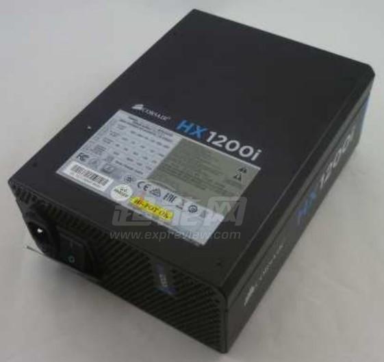 Corsair HX1200i Power Supply