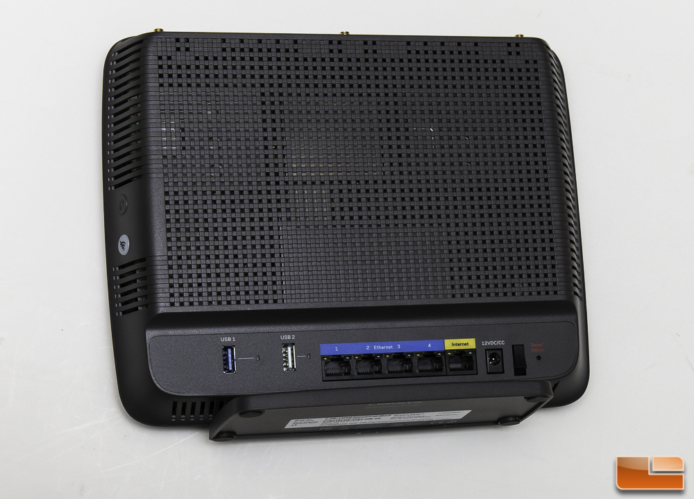 Linksys Router Ip >> Linksys EA9200 AC3200 Tri-Band Smart Wi-Fi Router ReviewLinksys EA9200: Built for the Internet ...
