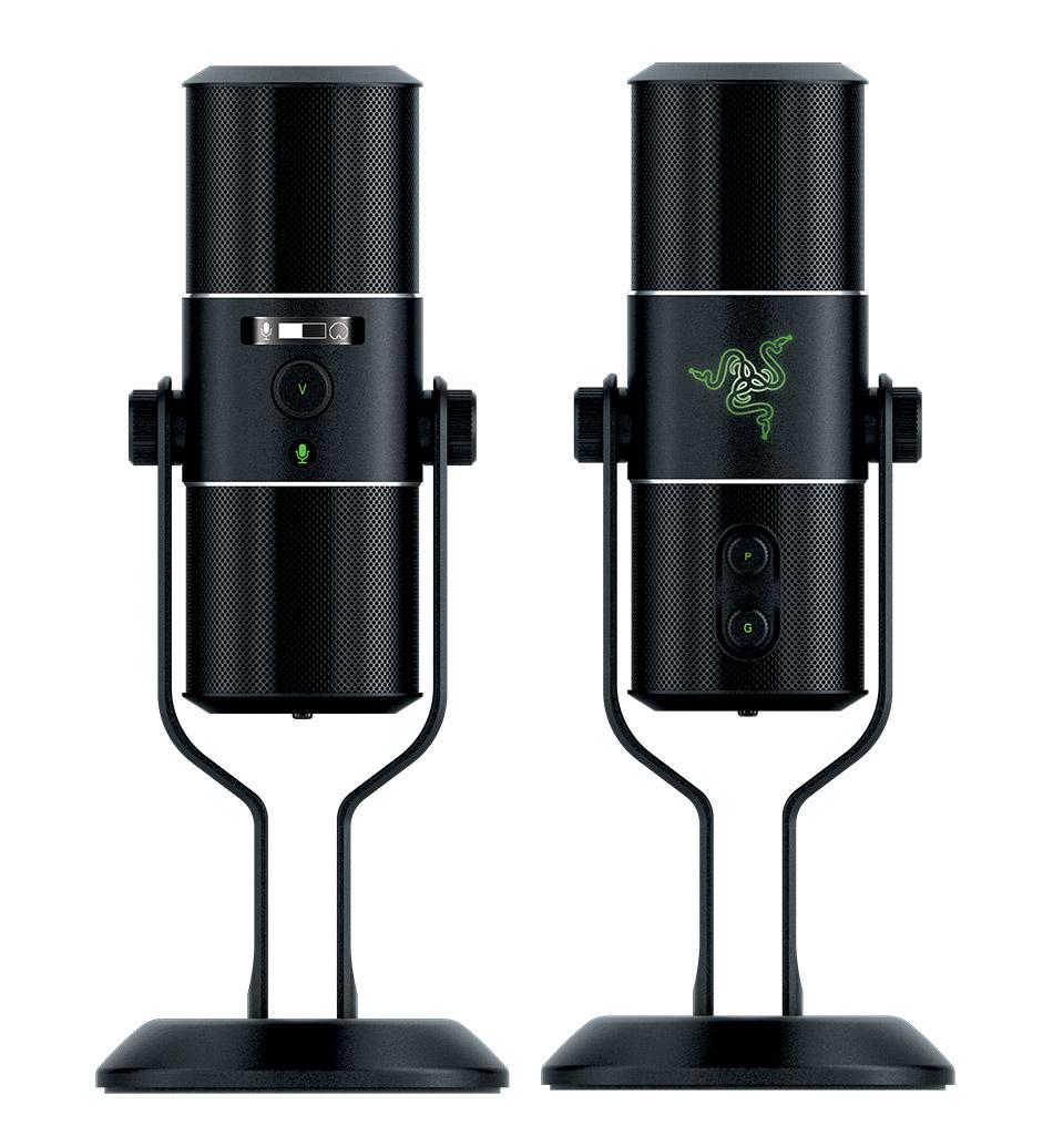 Razer Seirēn Digital Microphone Debuts At 179 99 Legit Reviews