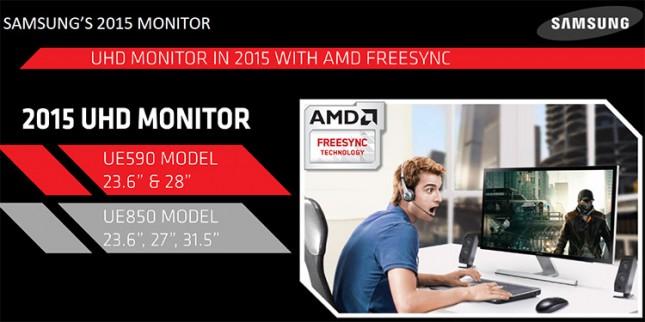 AMD FreeSync on Samsung Displays