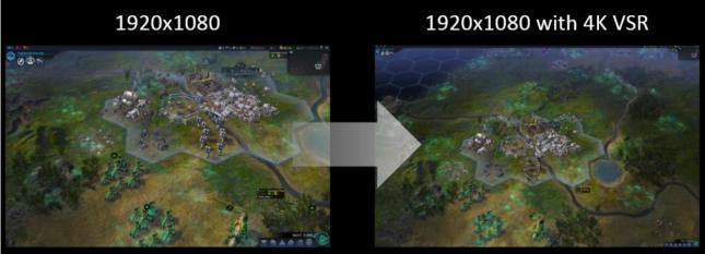 AMD VSR Demo