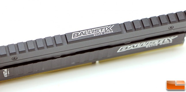 Crucial Ballistix Elite DDR4 2666MHz Module