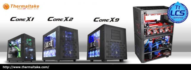 Thermaltake Core X Series_EN