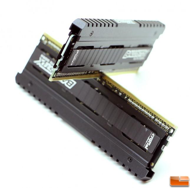 Crucial Ballistix Elite DDR4 Memory