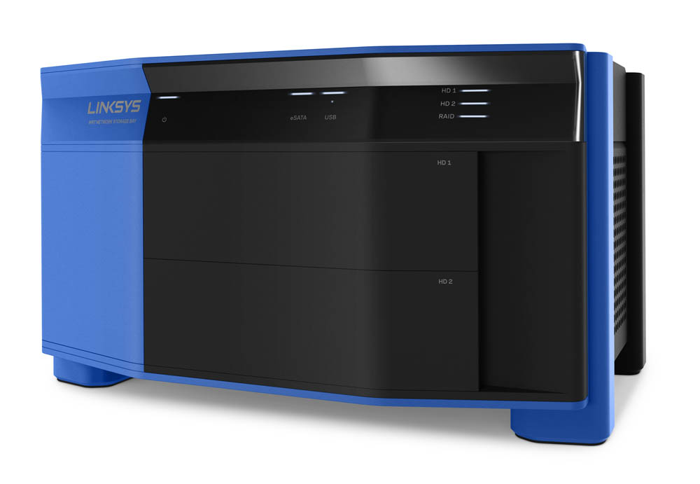 Linksys Announces New 2x2 Wireless Ac Router Nas