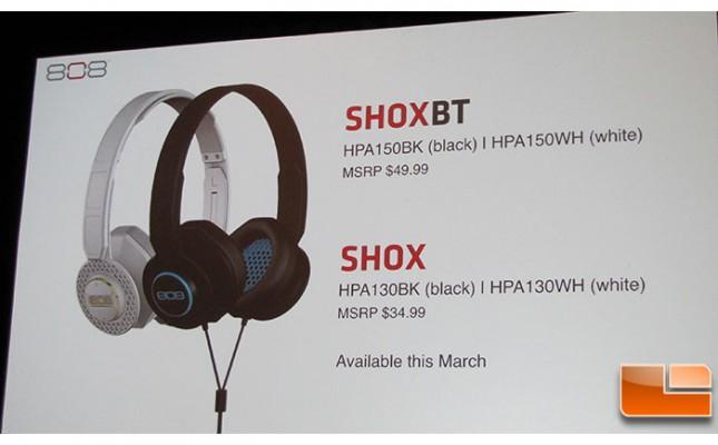 Voxx Shox