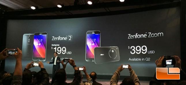 ASUS ZenFone 2 Zoom