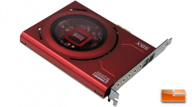 Creative Sound Blaster Z and Zx