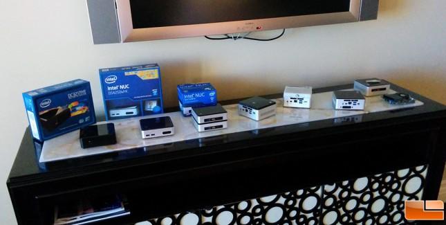 Intel NUC 2.0 Kits CES 2015