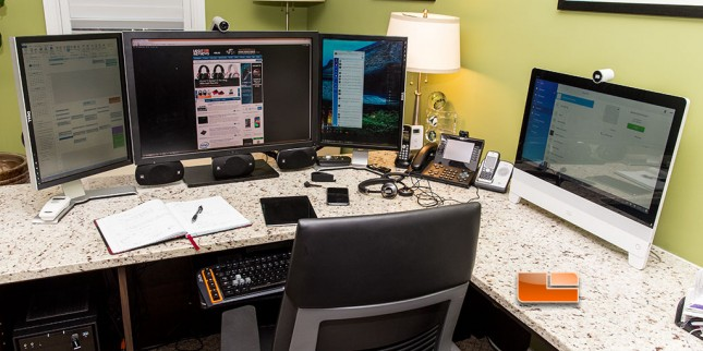 Unified Communications Desk