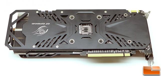 Gigabyte GV-N960G1 Back