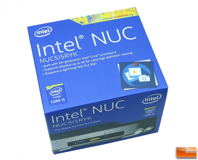 Intel NUC Kit NUC5i5RYK