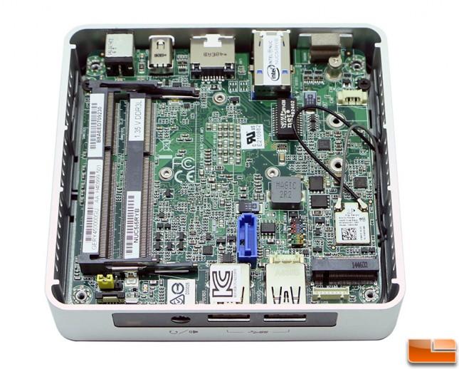 Intel nuc5i5ryb