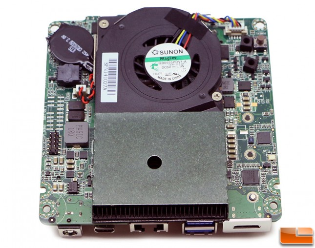nuc5i5ryb motherboard