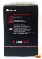 Corsair H100i GTX Box Side