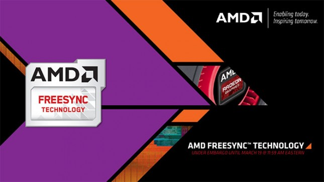AMD FreeSync Display Driver