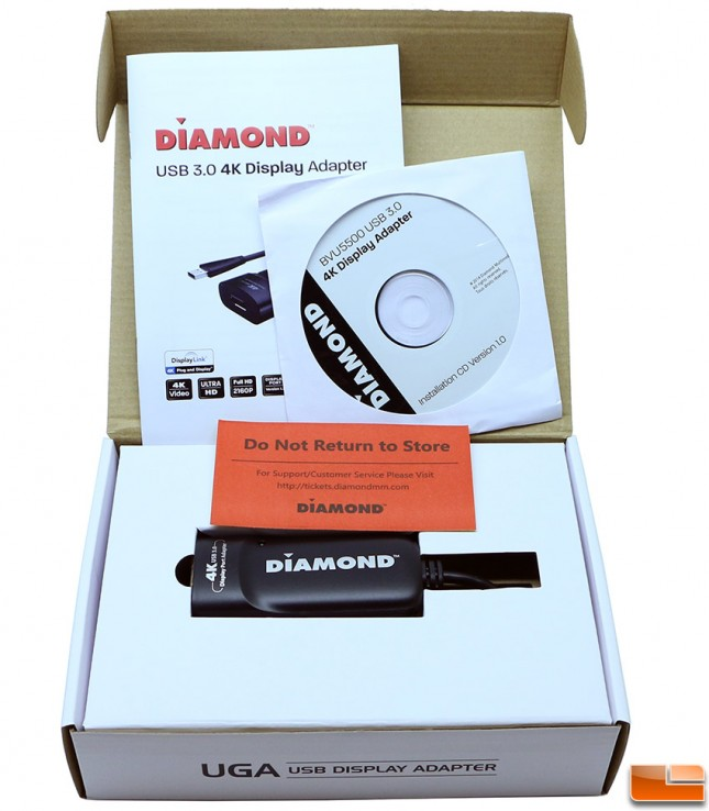 Diamond BVU5500 Bundle