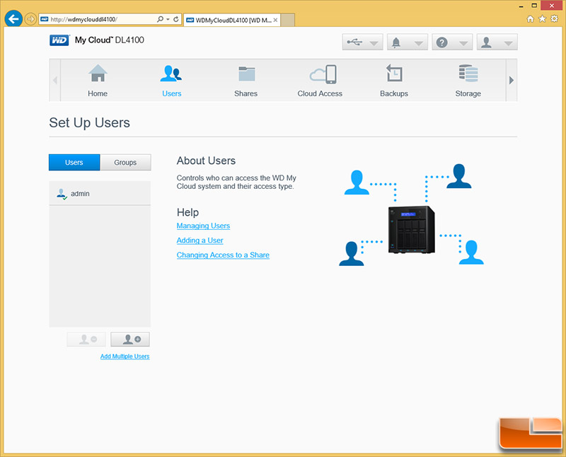 WD My Cloud DL4100 Business NAS Review - Page 4 of 8 - Legit