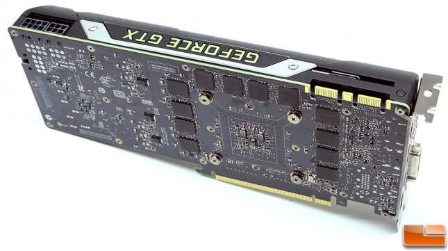 NVIDIA GeForce GTX Titan X Back