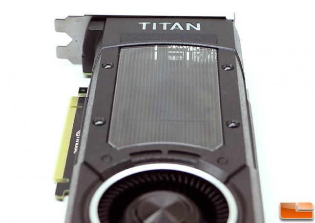GeForce GTX Titan X GPU Cooler