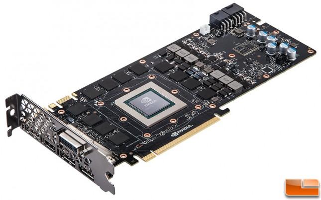 NVIDIA GeForce GTX Titan X GM200 GPU