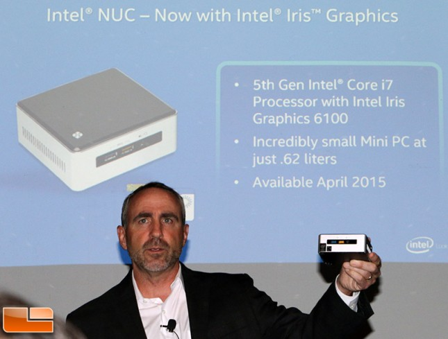 Intel NUC Core i7