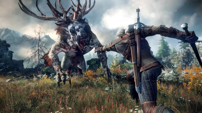 NVIDIA GeForce GTX Game Bundle Available With The Witcher 3: Wild Hunt