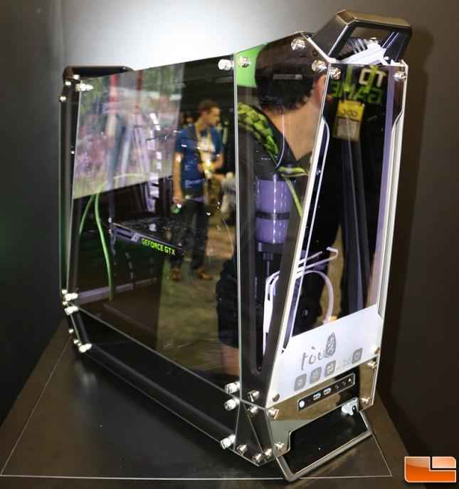 GeForce GTX TITAN X Demo System