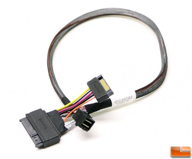 Intel HD MINI SAS Cable