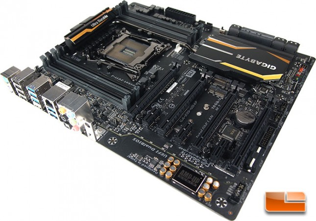 GIGABYTE GA-X99-UD4P Motherboard Review