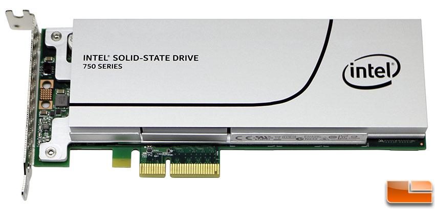 Intel SSD 750 NVMe PCIe SSD Review - Legit ReviewsIntel SSD