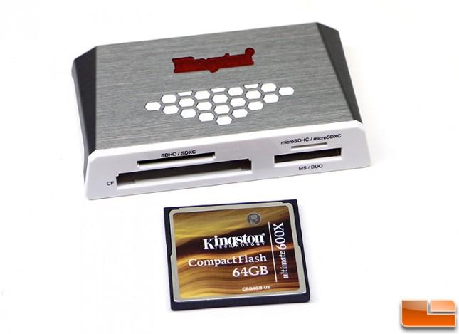 Kingston 600x Ultimate CompactFlash Card