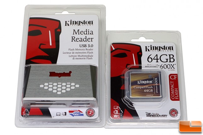 Kingston HS4 All-in-One Memory Card Reader