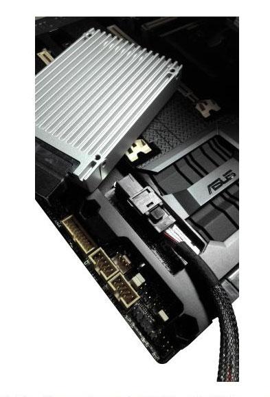 PCIe Sabertooth