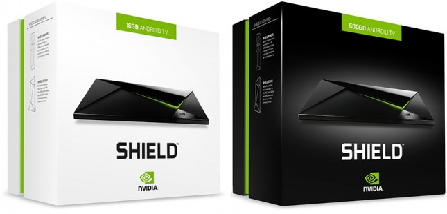 SHIELD Pro 500GB Android TV