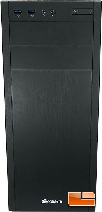 Corsair Carbide 100R Front Panel