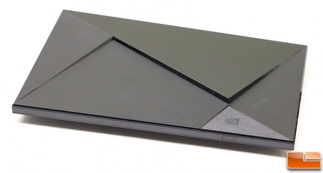NVIDIA SHIELD 16GB Console Front