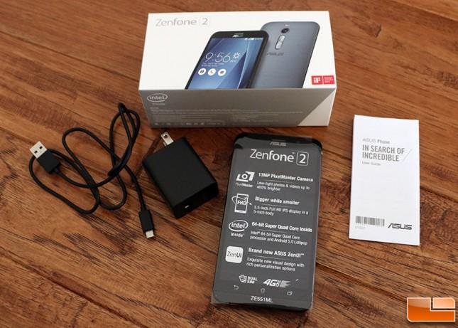 ASUS Zenfone 2 Bundle