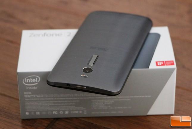 Zenfone 2 Power Button
