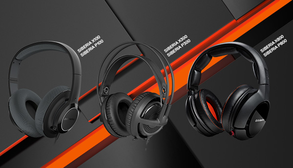 51e145e5c41 For PlayStation gamers, the Siberia P100, Siberia P300, and Siberia P800  are designed for audio and communication on PS4. SteelSeries Logo