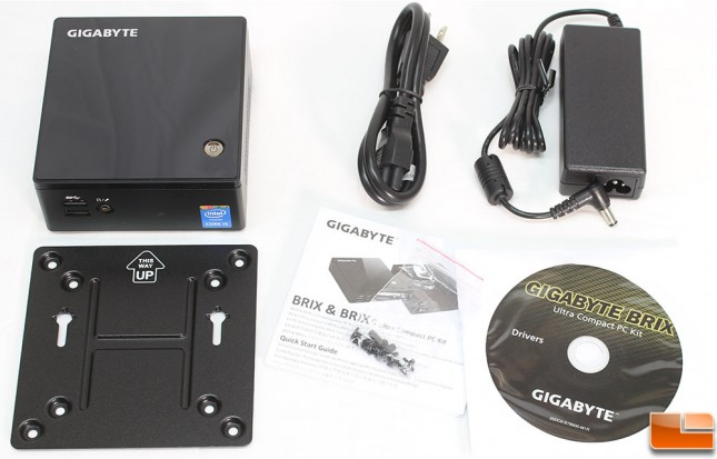 Gigabyte-Brix-BXi5H-Accessories