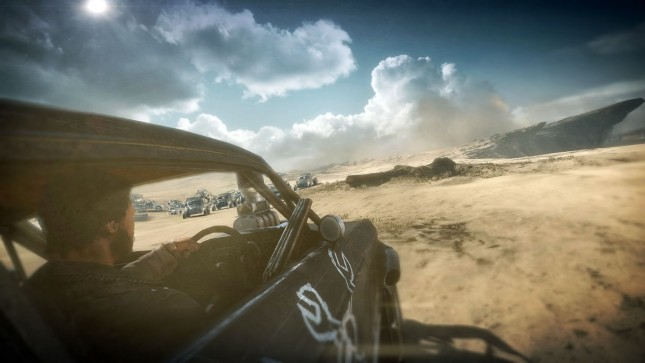WB Games Mad Max